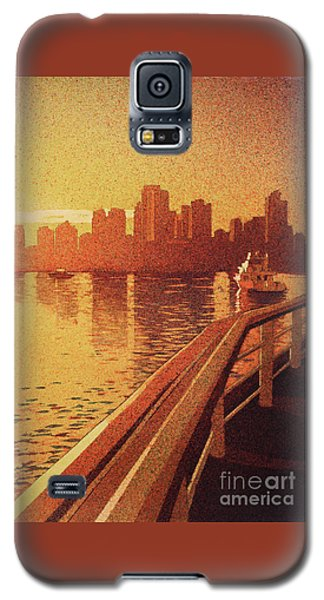 Vancouver Morning- Bc Galaxy S5 Case