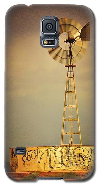 Vane In The Wind Galaxy S5 Case