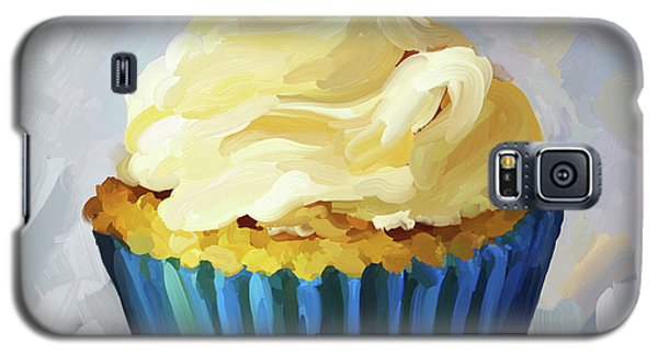 Vanilla Cupcake Galaxy S5 Case