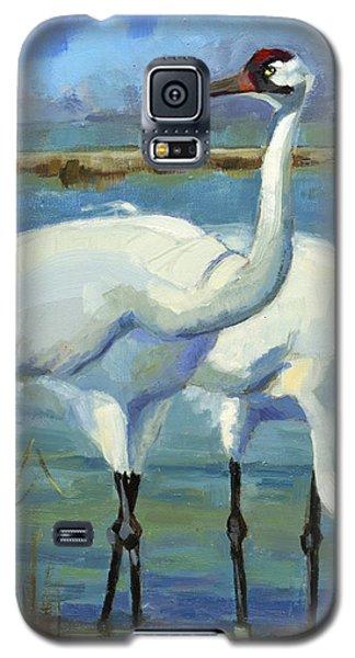 Sold Vanishing Hoopers Galaxy S5 Case
