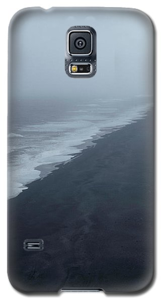 Vanishing Point - Dyrholaey, Iceland Galaxy S5 Case