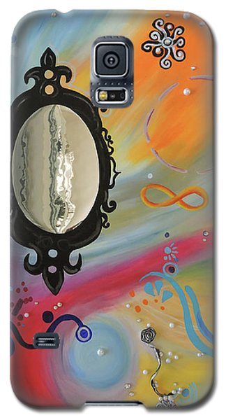 Vanity Escapes Galaxy S5 Case