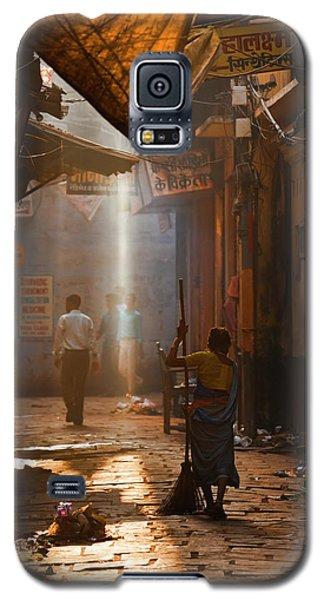 Varanasi Morning Galaxy S5 Case
