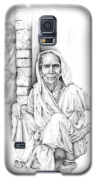 Varanasi Woman Galaxy S5 Case