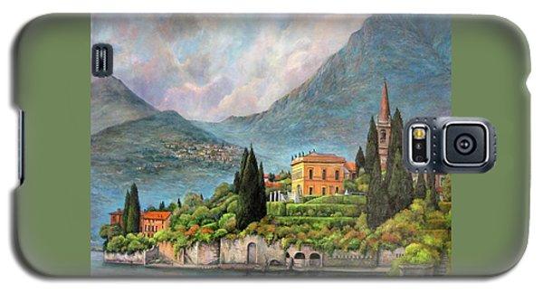 Varenna Italy Galaxy S5 Case by Donna Tucker