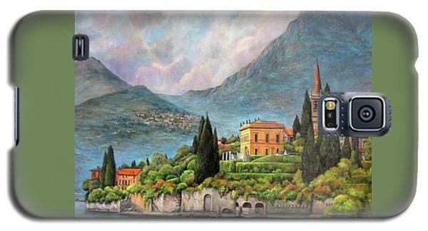 Varenna Italy Galaxy S5 Case