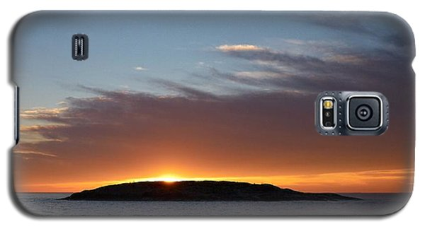 Galaxy S5 Case featuring the photograph Variations Of Sunsets At Gulf Of Bothnia 1 by Jouko Lehto