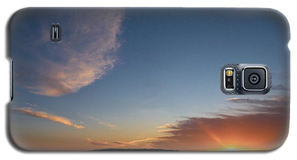 Galaxy S5 Case featuring the photograph Variations Of Sunsets At Gulf Of Bothnia 2 by Jouko Lehto