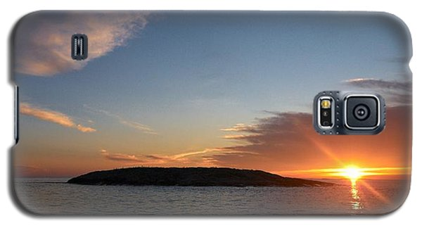Galaxy S5 Case featuring the photograph Variations Of Sunsets At Gulf Of Bothnia 3 by Jouko Lehto