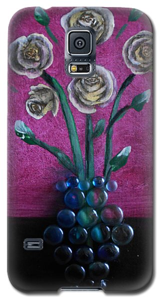 Vase Galaxy S5 Case by Angela Stout
