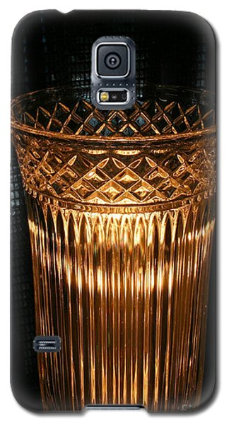 Vase In Amber Light Galaxy S5 Case