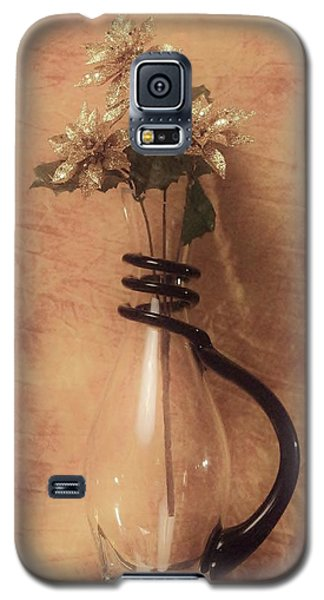 Vase Of Gold Galaxy S5 Case