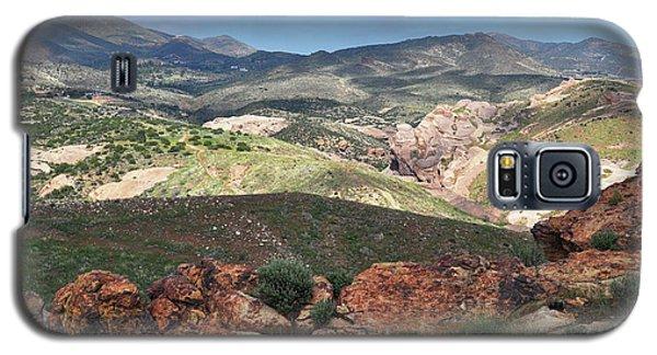 Vasquez Rocks Park Galaxy S5 Case