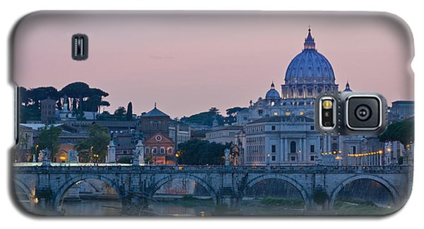 Vatican City At Sunset Galaxy S5 Case