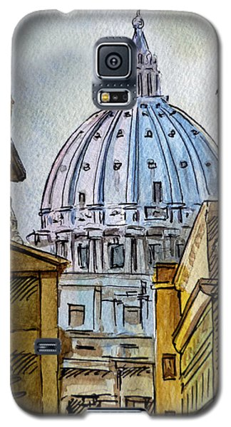 Vatican City Galaxy S5 Case