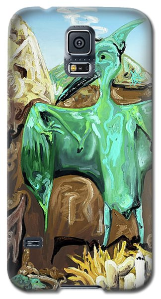 Vega Galaxy S5 Case by Ryan Demaree