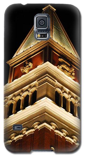 Vegas At Nite Galaxy S5 Case
