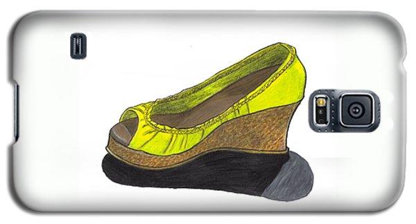 Vegas Shoes Galaxy S5 Case by Jean Haynes
