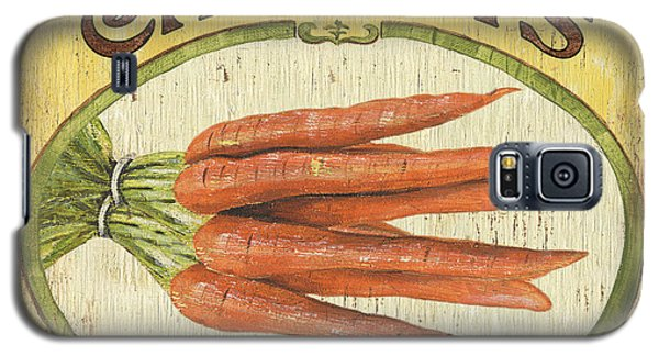 Veggie Seed Pack 4 Galaxy S5 Case by Debbie DeWitt