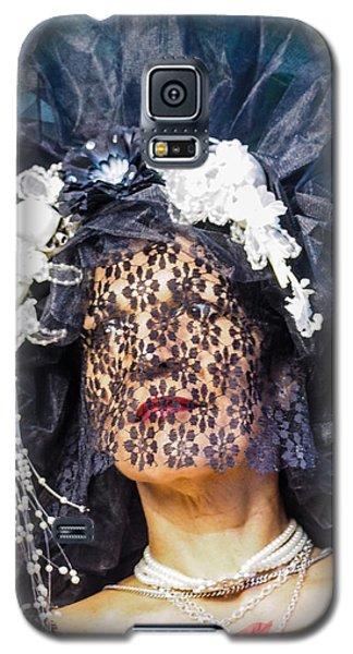 Veiled Lady Galaxy S5 Case