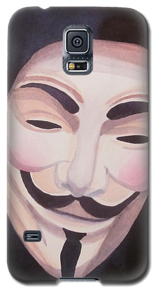 Vendetta Galaxy S5 Case by Teresa Beyer
