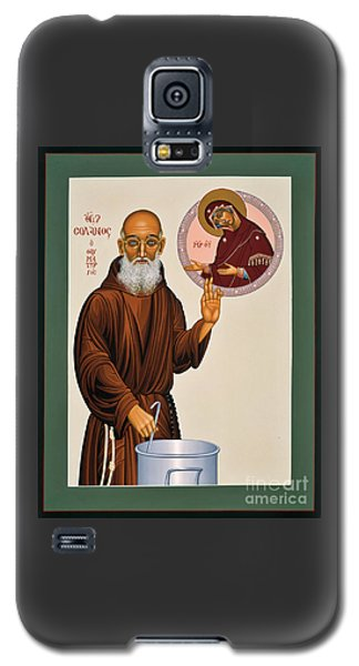 Venerable Fr. Solanus Casey The Healer 038 Galaxy S5 Case