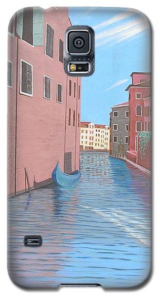 Venetian Canal Galaxy S5 Case