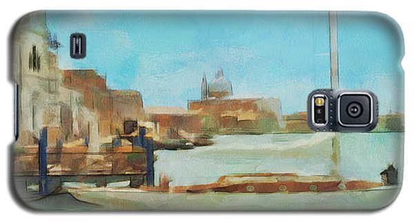 Venetian Canal Galaxy S5 Case by Sergey Lukashin