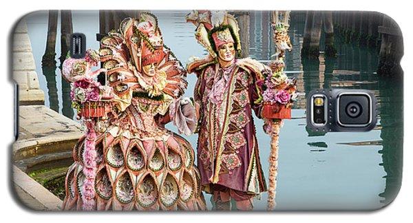 Venetian Couple Along The Canal Galaxy S5 Case