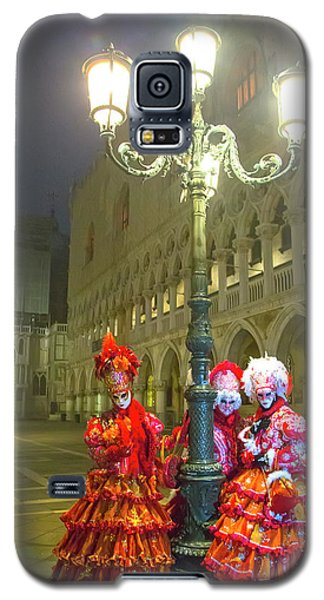 Venetian Ladies In San Marcos Square Galaxy S5 Case
