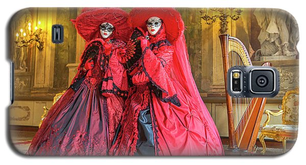 Venetian Ladies In The Palace Galaxy S5 Case