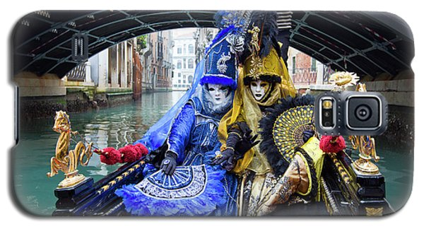 Venetian Ladies On A Gondola Galaxy S5 Case