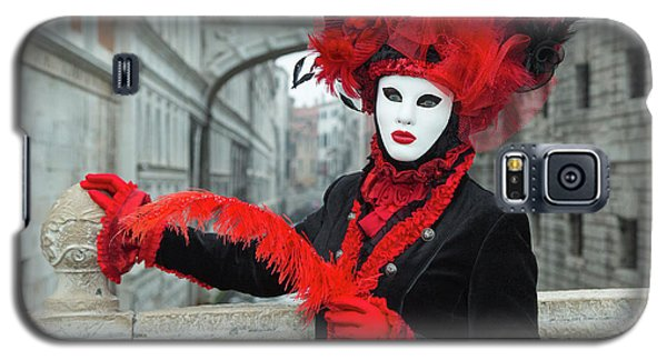 Venetian Lady At The Bridge Of Sighs Galaxy S5 Case