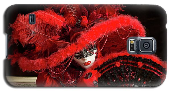 Venetian Lady In Red I  Galaxy S5 Case