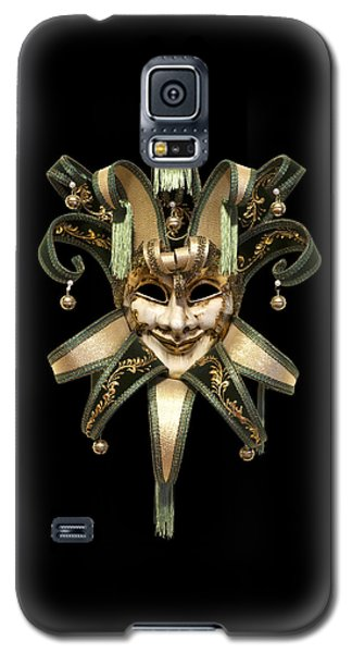 Venetian Mask Galaxy S5 Case