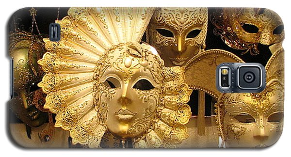 Venetian Masks Galaxy S5 Case