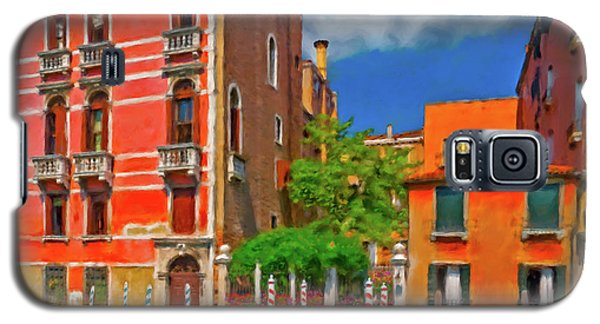 Venetian Patio Galaxy S5 Case