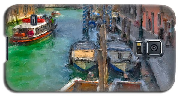 Venezia. Cannaregio Galaxy S5 Case