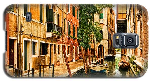 Venice Alley Galaxy S5 Case