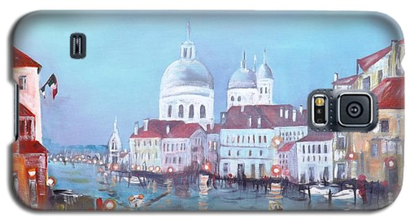 Venice At Dusk Galaxy S5 Case