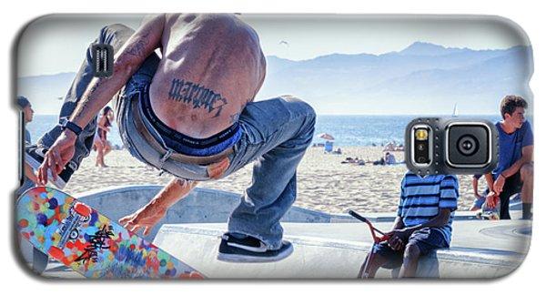 Venice Beach Skater Galaxy S5 Case