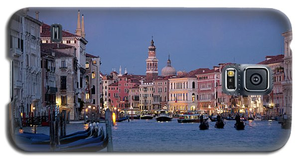 Venice Blue Hour 2 Galaxy S5 Case by Heiko Koehrer-Wagner