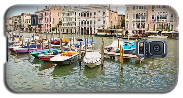 Venice Boats Galaxy S5 Case