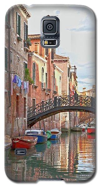 Venice Bridge Crossing 5 Galaxy S5 Case