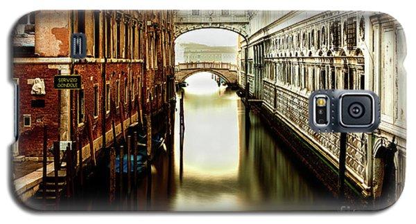 Venice Bridge Of Sighs Galaxy S5 Case