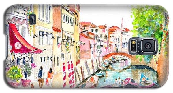 Venice Canal Boscolo Venezia Galaxy S5 Case