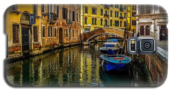 Venice Canal In Italy Galaxy S5 Case