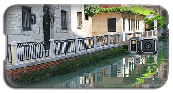 Venice Canal Reflection 3 Galaxy S5 Case