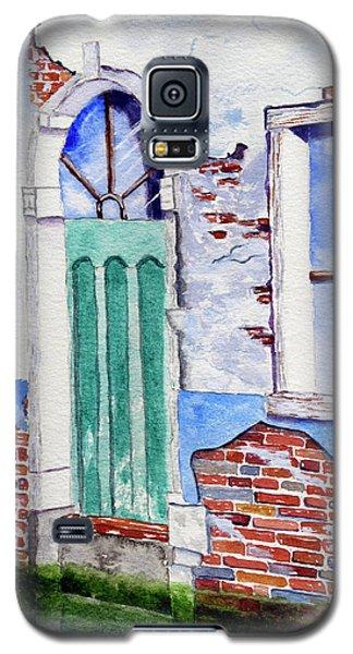 Venice Canal Scene Galaxy S5 Case