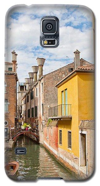 Venice Canal Galaxy S5 Case by Sharon Jones